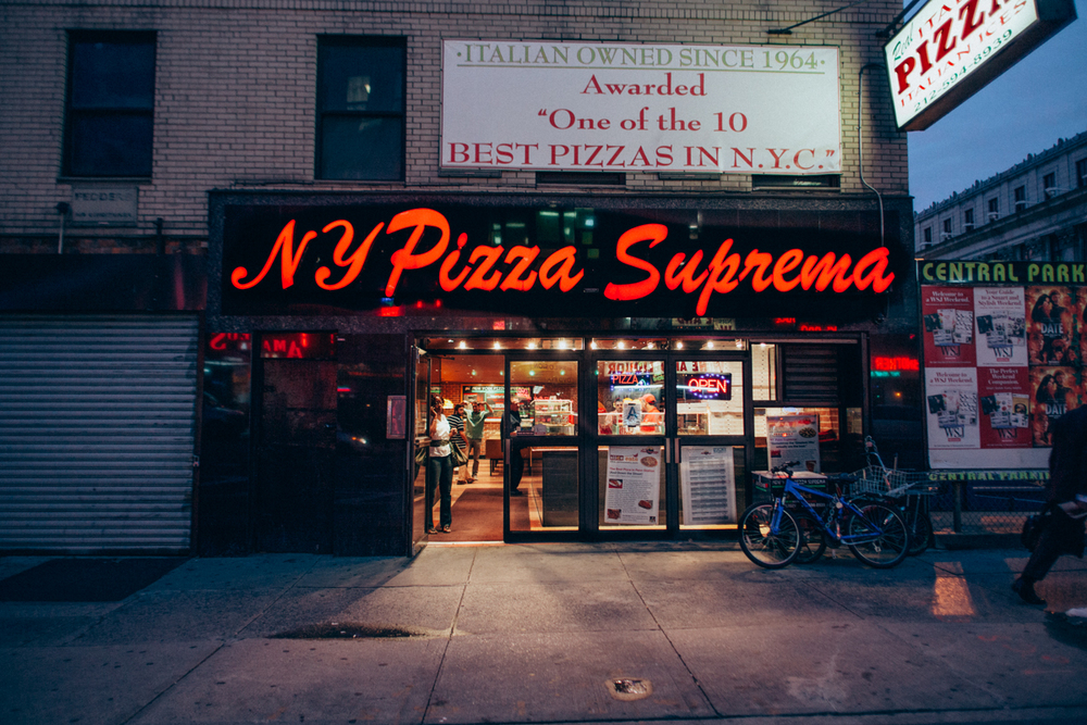 pizza supreme new york
