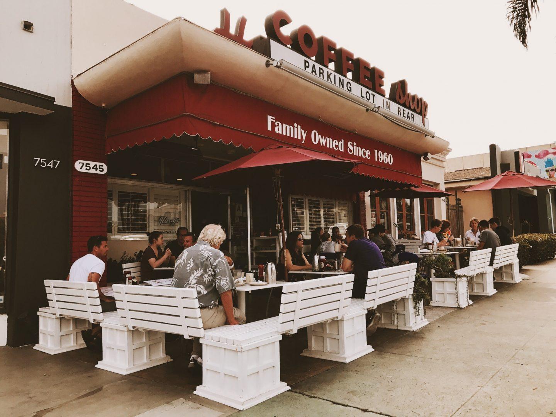Harrys Cafe San Diego