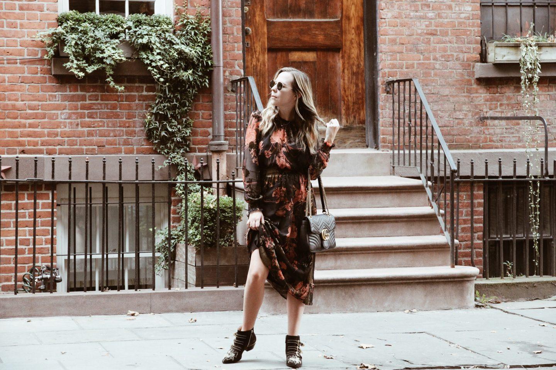 Chloe Susanna Studded Boots for Fall