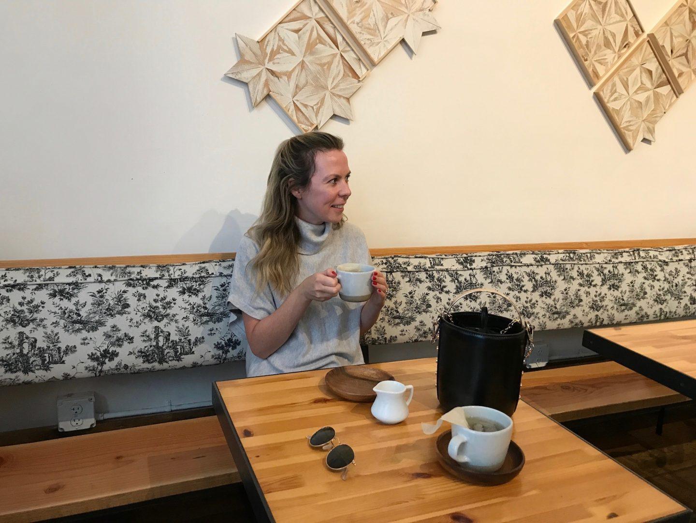 San francisco coffee shop