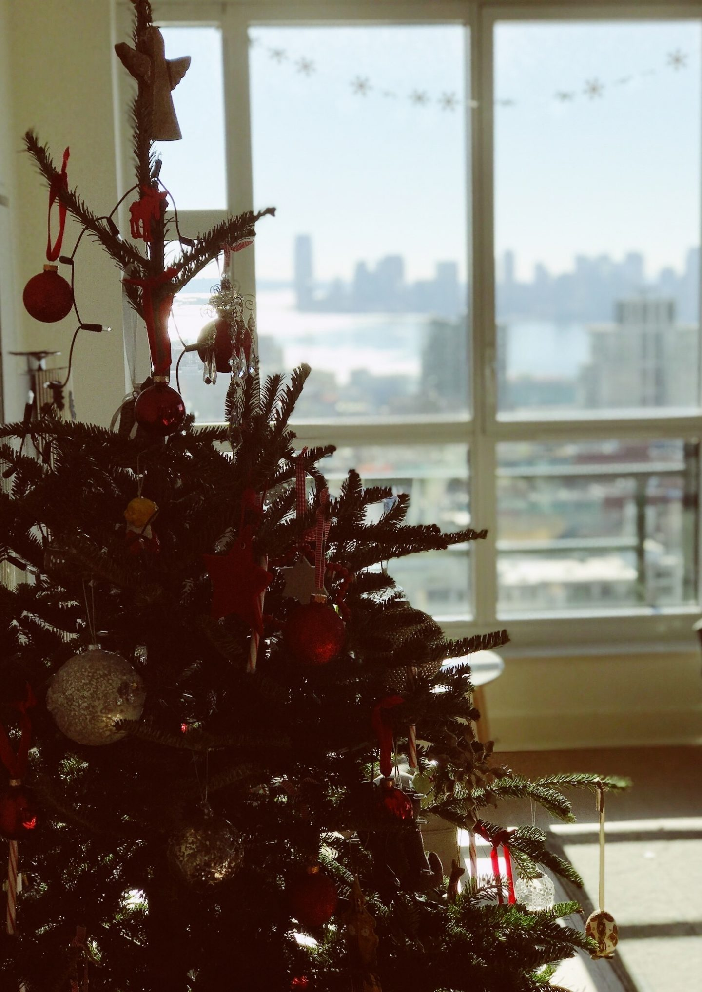 a new york christmas