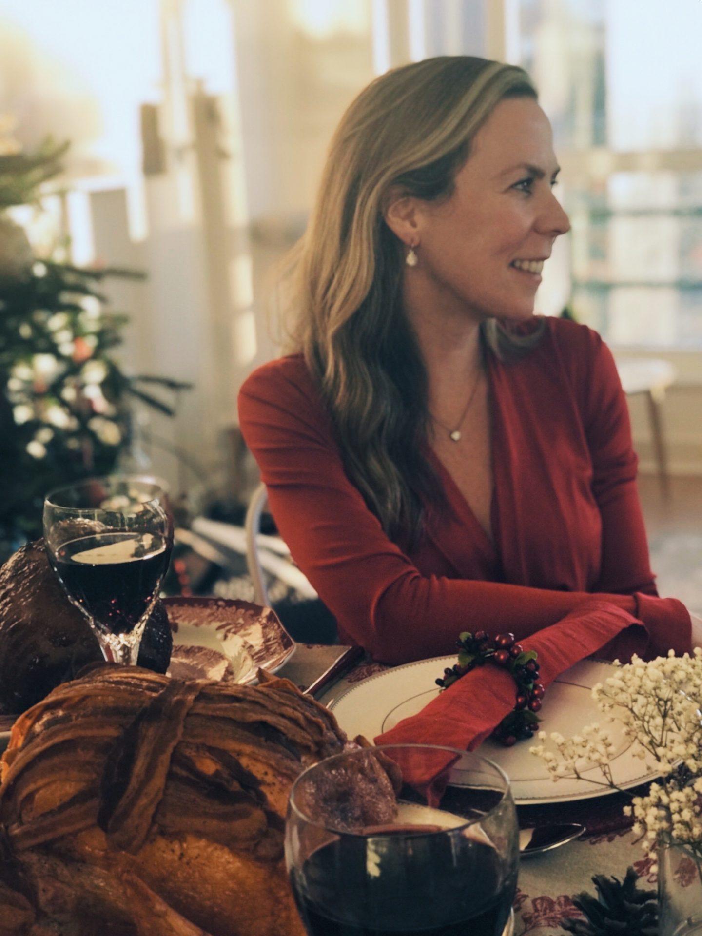 Lisa Morgan Thanksgiving Lunch