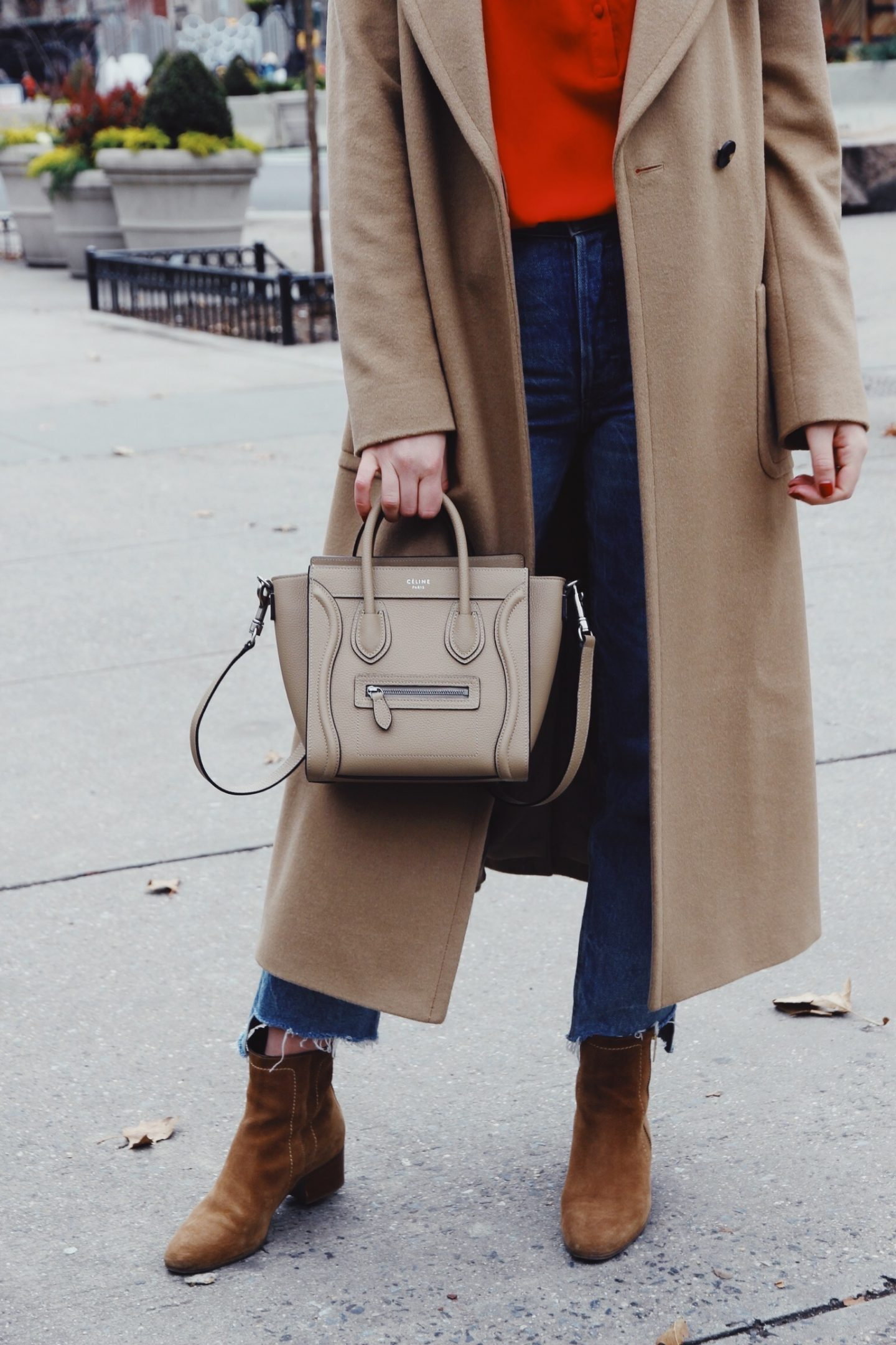 Camel Coat For Winter