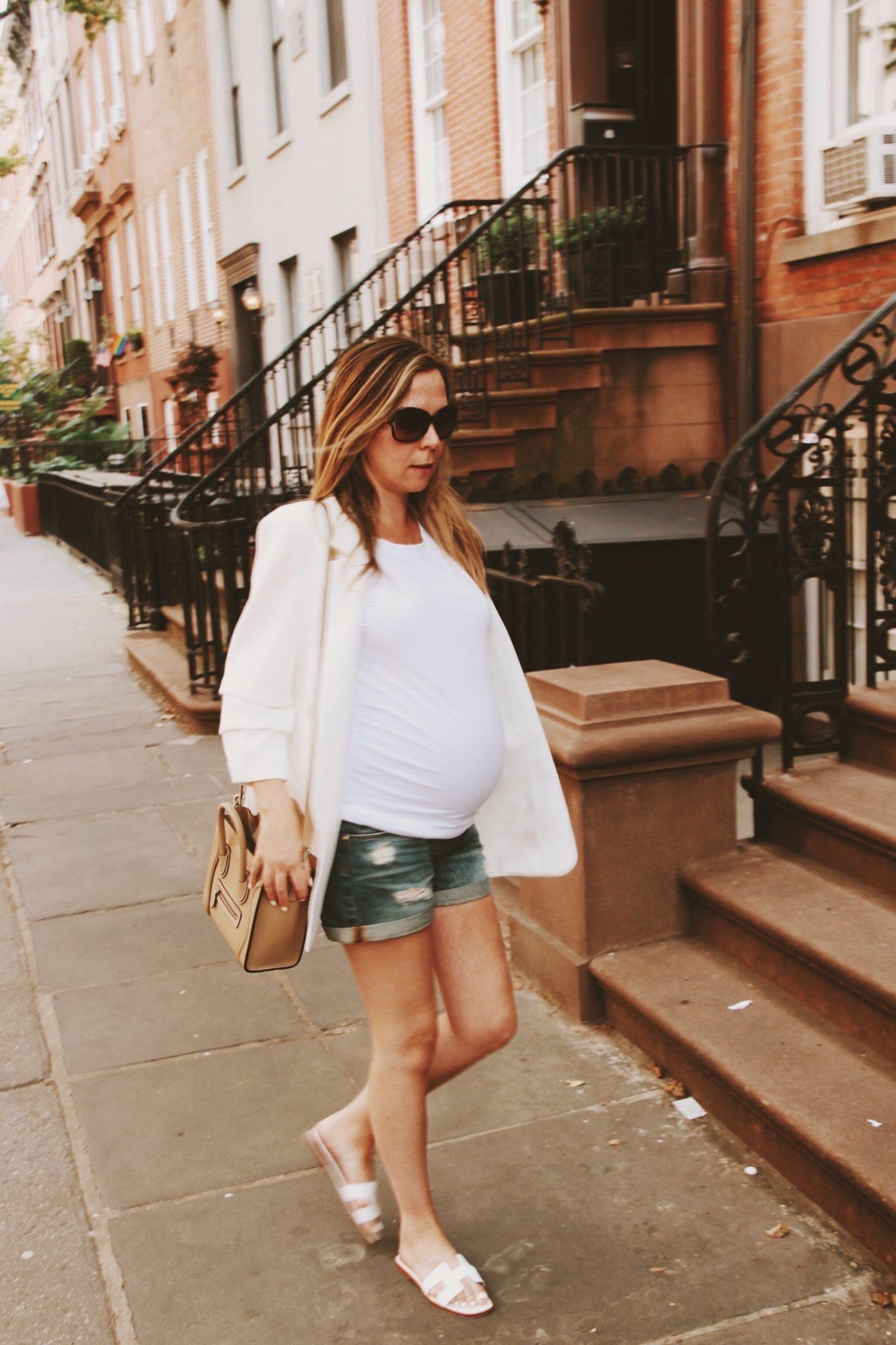 maternity fashion Lisa Morgan