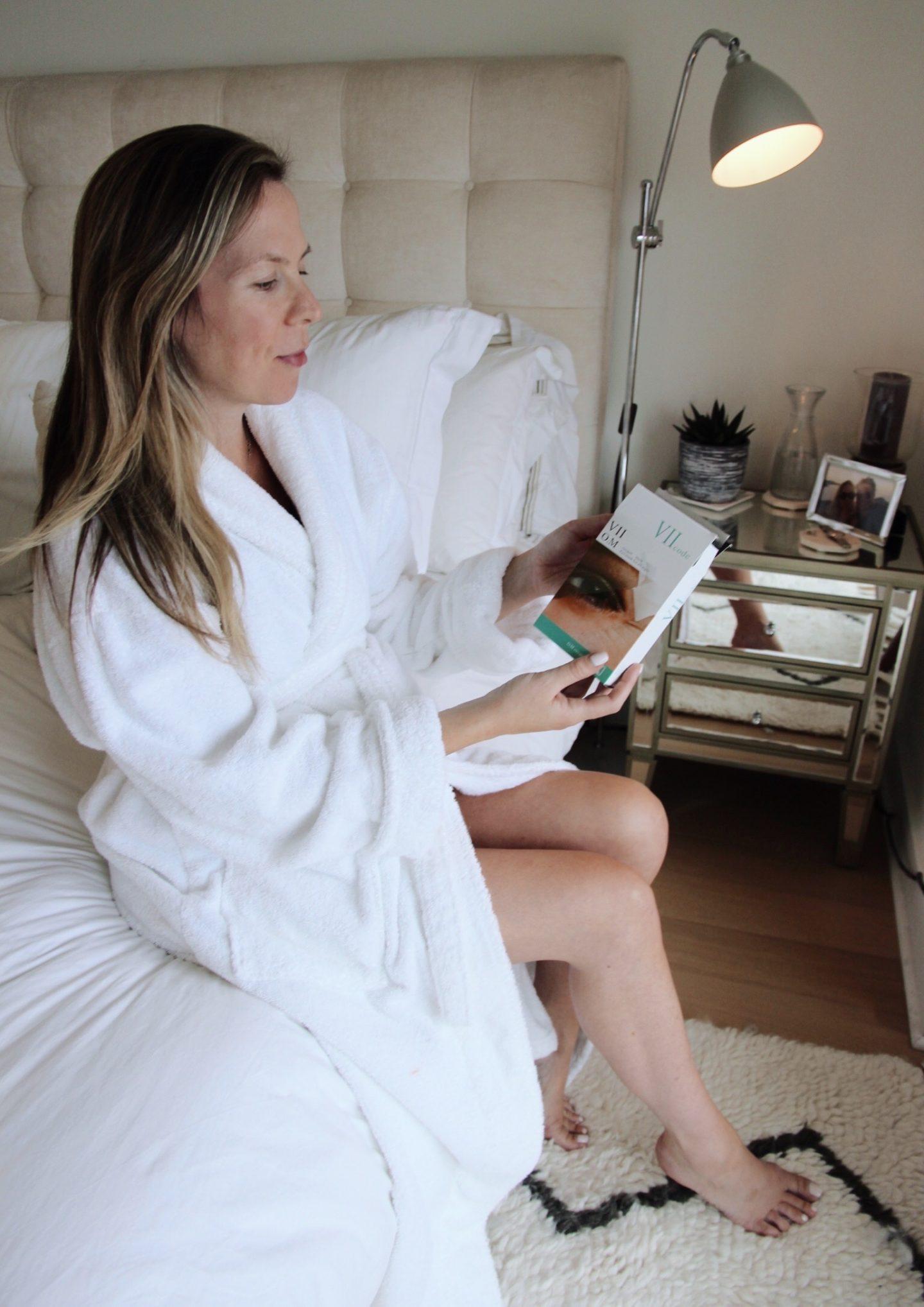 Lisa Morgan Beauty Routine