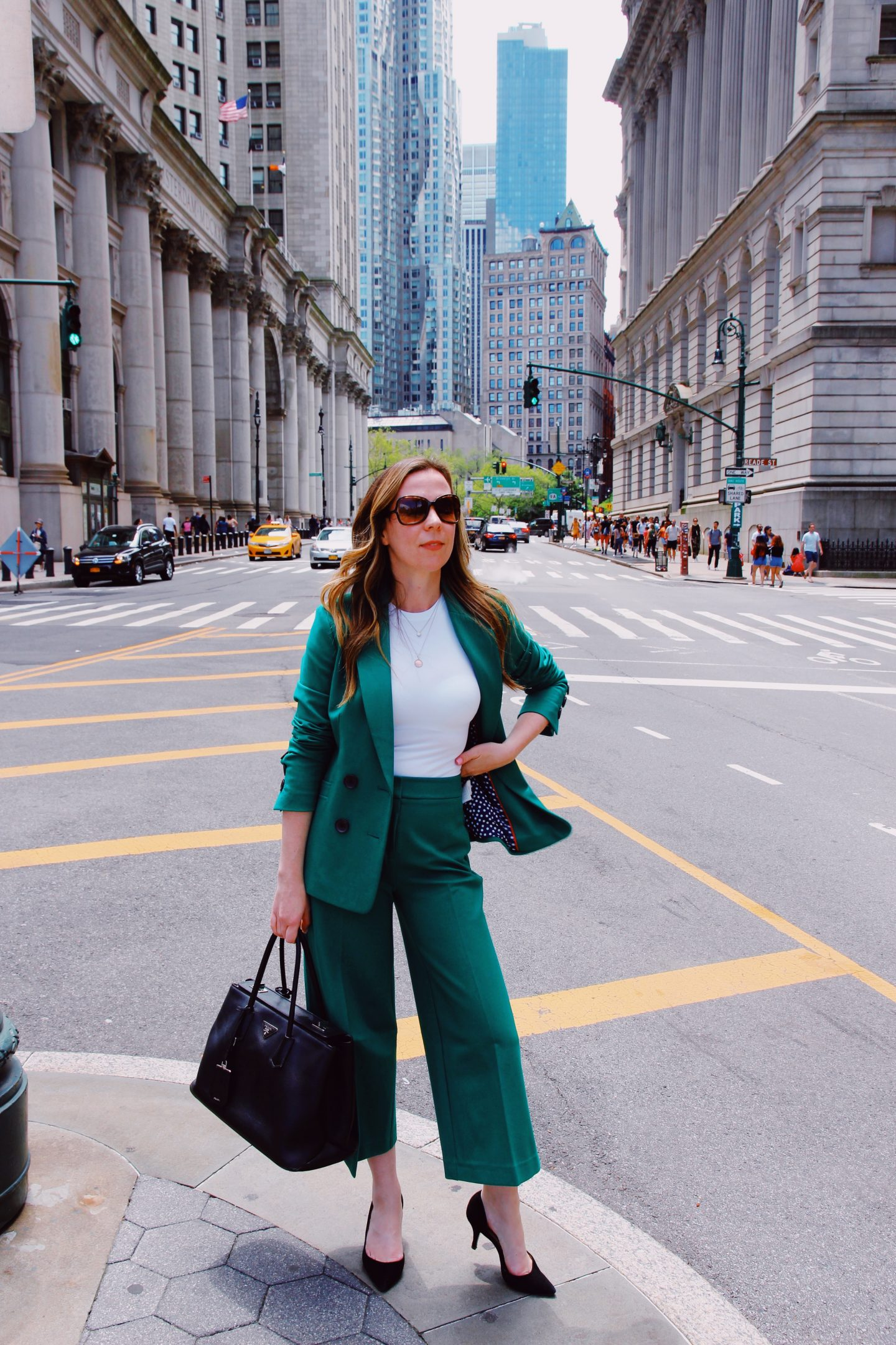 Women's Colored Suit for Work